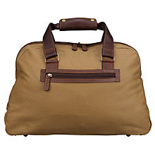 Buy John Lewis Small Himalaya Holdall, Beige Online at johnlewis.com