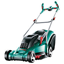 Buy Bosch Rotak 40 Ergoflex Rotary Hand-Propelled Electric Lawnmower Online at johnlewis.com