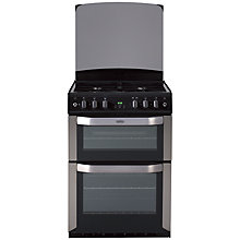 Buy Belling FSG60DOP Gas Cooker, Stainless Steel Online at johnlewis.com