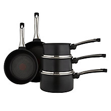 Buy Tefal Preference 5 Piece Saucepan Set Online at johnlewis.com