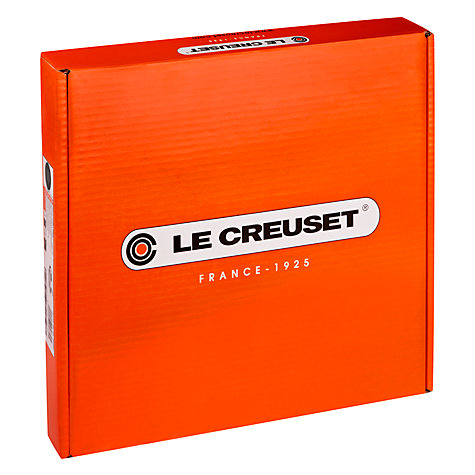 Buy Le Creuset Square Grillit, 26cm Online at johnlewis.com