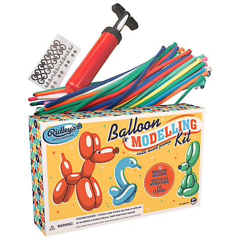 Buy Ridley's Balloon Modelling Kit Online at johnlewis.com