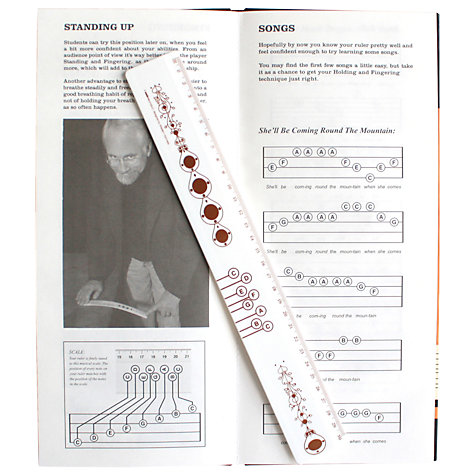 Buy Suck UK Musical Ruler Online at johnlewis.com