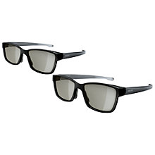 Buy Philips PTA436 Full Screen Gaming Glasses, 2 Pairs Online at johnlewis.com