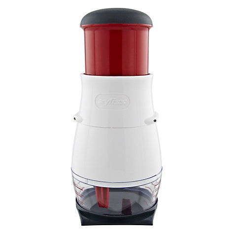 Buy Zyliss Hand Food Chopper Online at johnlewis.com