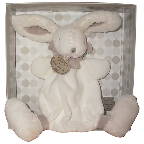 Buy Doudou et Compagnie Bonbon Rabbit, Brown Online at johnlewis.com