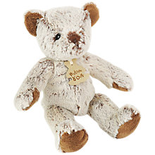 Buy Les Z'Animoos Classic Bear, Brown Online at johnlewis.com