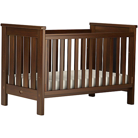 Buy Boori Pioneer Cotbed, English Oak Online at johnlewis.com
