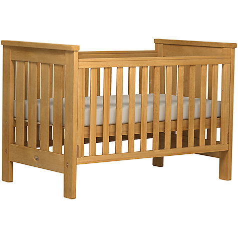Buy Boori Pioneer Cotbed, Heritage Teak Online at johnlewis.com