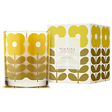 Buy Orla Kiely Primrose and Bergamot Scented Candle Online at johnlewis.com