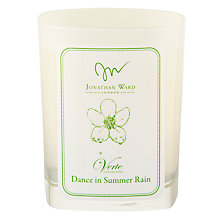 Buy Jonathan Ward Dance in Summer Rain Candle Online at johnlewis.com