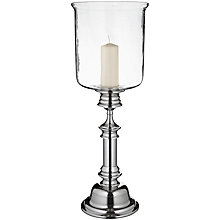 Buy John Lewis Stepped Hurricane Lamp, Large Online at johnlewis.com