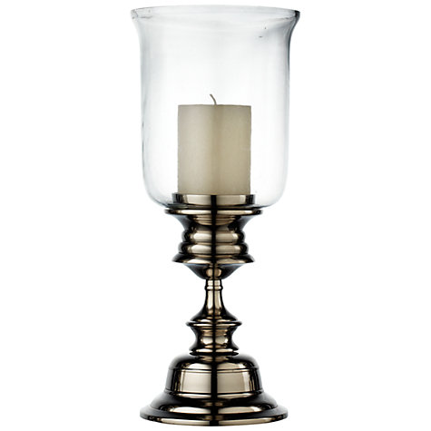 Buy John Lewis Stepped Hurricane Tealight Holder, Small Online at johnlewis.com