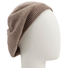 Buy John Lewis Cashmere Beret, One Size Online at johnlewis.com