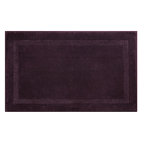 Buy John Lewis Foundation Tufted Bath Mat Online at johnlewis.com