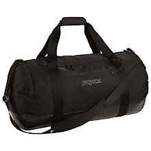 Buy JanSport 80L Holdall, Black Online at johnlewis.com