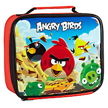 Buy Angry Birds Lunchbag Online at johnlewis.com