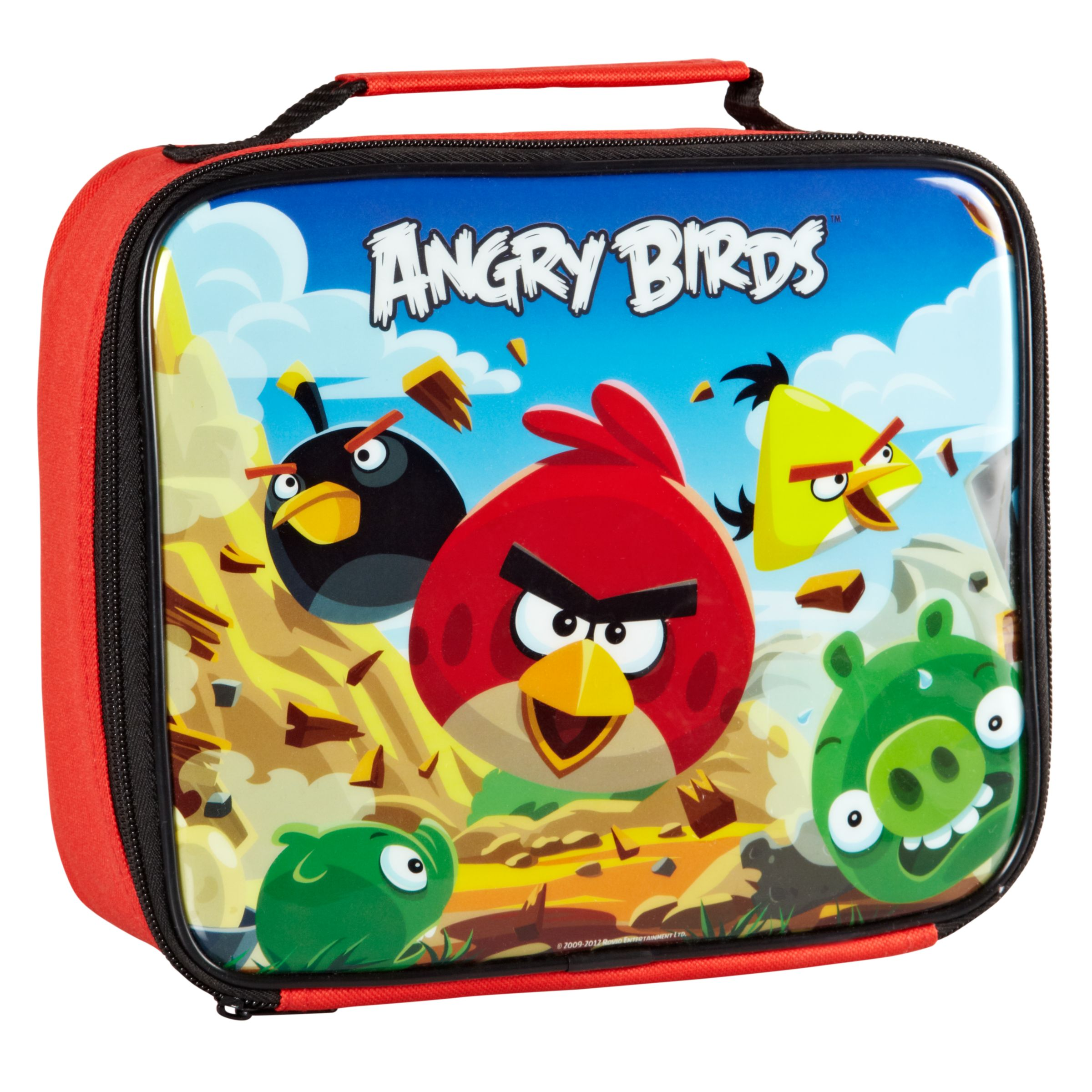 Angry Birds Lunchbag