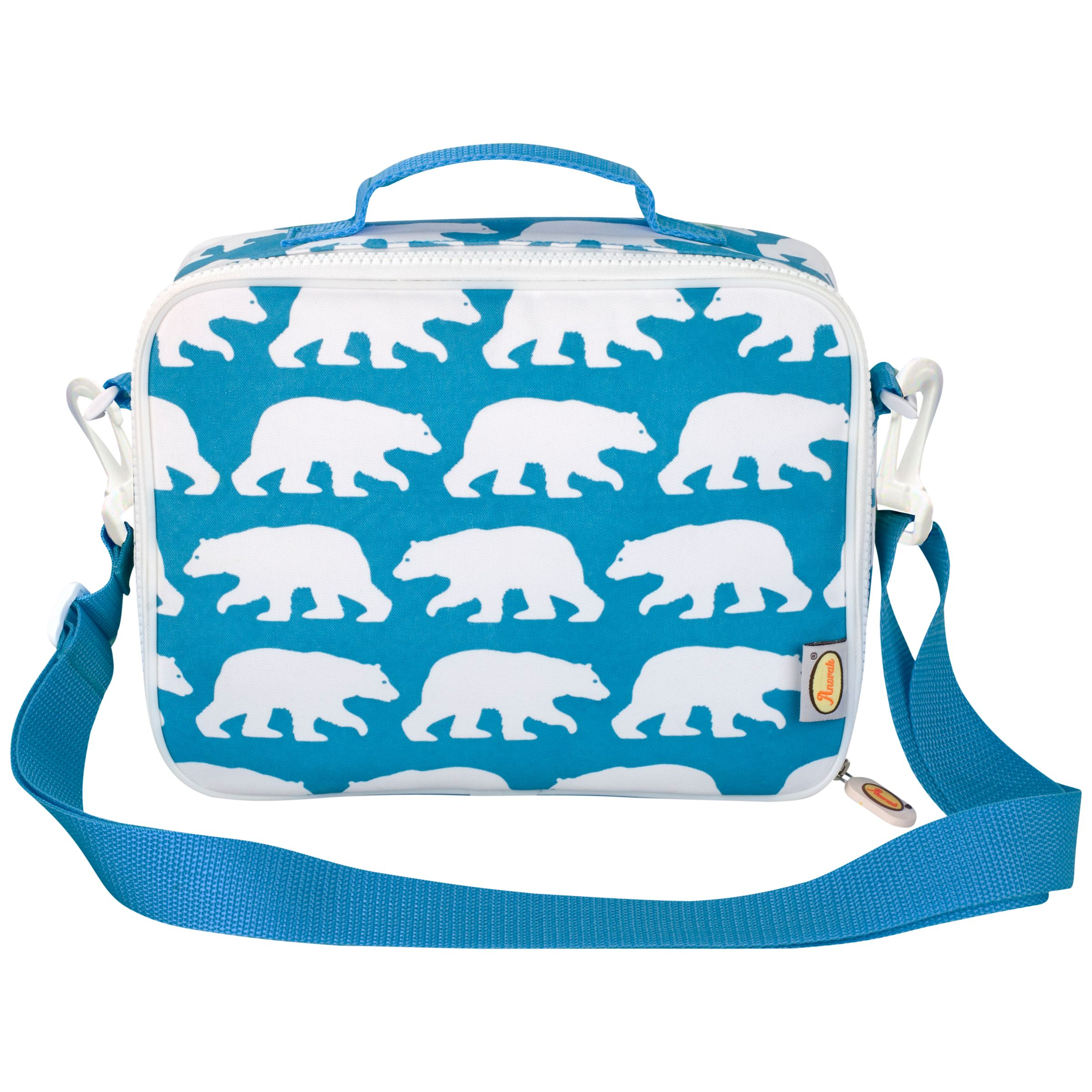 Anorak Kissing Bears Lunchbox