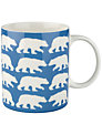 Anorak Kissing Bears Mug