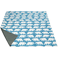 Buy Anorak Kissing Bears Picnic Rug Online at johnlewis.com