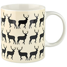 Buy Anorak Kissing Stags Mug Online at johnlewis.com