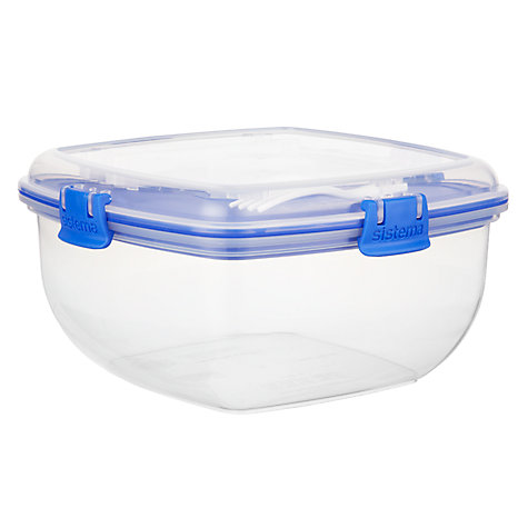 Buy Sistema Chill It To Go Lunch Box Online at johnlewis.com