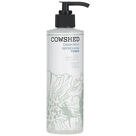 Buy Cowshed Chamomile Refreshing Toner, 250ml Online at johnlewis.com