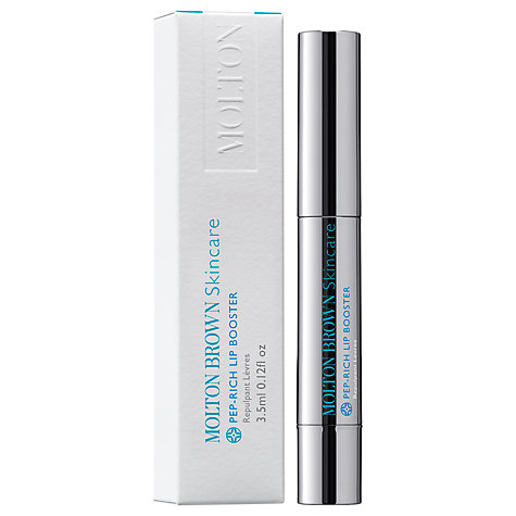 Buy Molton Brown Skincare Pep-Rich Lip Booster, 3.5ml Online at johnlewis.com