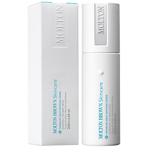 Buy Molton Brown Skincare Tamarind Fruit Refining Toner for Dry Skin, 200ml Online at johnlewis.com