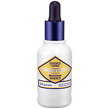 Buy L'Occitane Immortelle Brightening Essence, 30ml Online at johnlewis.com