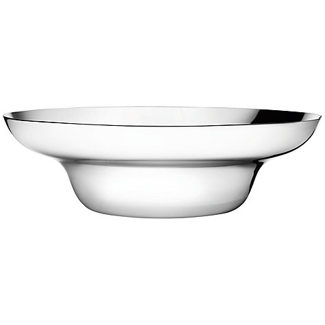 Buy Georg Jensen Alfredo Stainless Steel Bowl Online at johnlewis.com