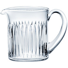Buy Marquis by Waterford Crystal Bezel Pitcher Online at johnlewis.com
