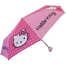 Buy Hello Kitty Classic Umbrella Online at johnlewis.com