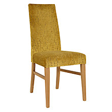 Buy Vanessa Dining Chair, Ascent Chartreuse Online at johnlewis.com