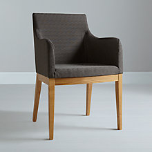 Buy John Lewis Audrey Armchair, Sartorio Grey Online at johnlewis.com
