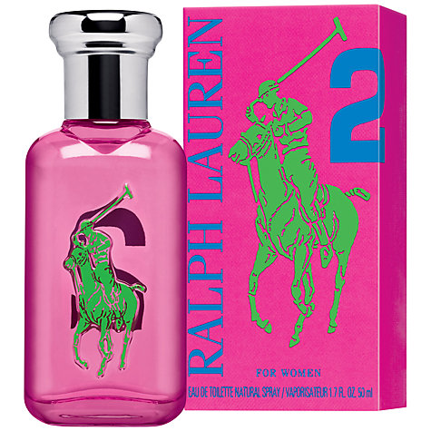 Buy Ralph Lauren The Big Pony Collection for Women No. 2 Sensual Eau de Toilette Online at johnlewis.com