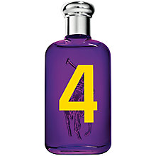 Buy Ralph Lauren The Big Pony Collection for Women No. 4 Stylish Eau de Toilette Online at johnlewis.com