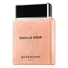 Buy Givenchy Dahlia Noir Shower Gel, 200ml Online at johnlewis.com