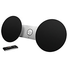 Buy Bang & Olufsen BeoPlay A8 iPod Dock with Apple Airplay, Black Online at johnlewis.com