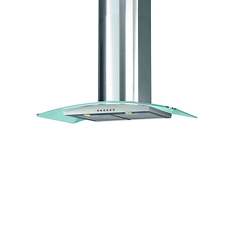 Buy Samsung HC9347BG Chimney Cooker Hood, Stainless Steel Online at johnlewis.com