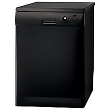 Buy Zanussi ZDF3023N Dishwasher, Black Online at johnlewis.com