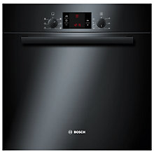 Buy Bosch Classixx HBA43B261B Single Electric Oven, Black Online at johnlewis.com
