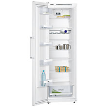 Buy Siemens KS36VVW30G Tall Larder Fridge, A++ Energy Rating, 60cm Wide, White Online at johnlewis.com