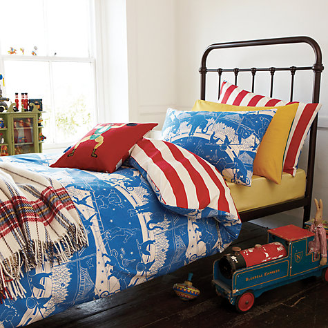Buy Joules Circus Bedding Online at johnlewis.com