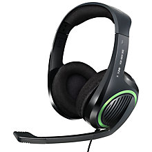 Buy Sennheiser X320 Stereo Headset for Xbox 360, Black Online at johnlewis.com