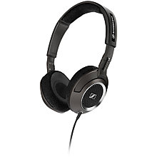 Buy Sennheiser HD239 On-Ear Headphones, Black Online at johnlewis.com