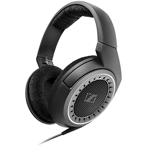 Buy Sennheiser HD439 Full Size Headphones, Black Online at johnlewis.com