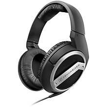 Buy Sennheiser HD449 Full Size Headphones, Black Online at johnlewis.com