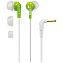 Buy Yamaha EPH20 In-Ear Headphones Online at johnlewis.com